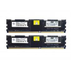 HP 8GB (2x4GB) PC2-5300F FBDIMM 397415-B21